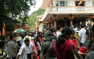 Lễ vía Bà Linh Sơn Thánh Mẫu - Núi Bà Đen là di sản văn hóa phi vật thể quốc gia