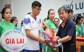Khai mạc Hội thao Công nhân lao động ngành Mía đường Việt Nam lần thứ VII năm 2018