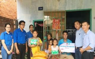 Hội LHTN Hòa Thành: Đồng hành cùng thanh niên tôn giáo nghèo
