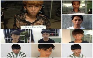 Khởi tố 11 nghi can giết người ở Tân Châu