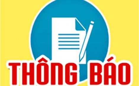 Tổ chức kỳ thi tuyển công chức, viên chức khối Đảng, đoàn thể năm 2018