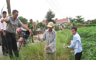 Tân Biên: Cưỡng chế, giao quyền sử dụng đất cho người mua được tài sản bán đấu giá