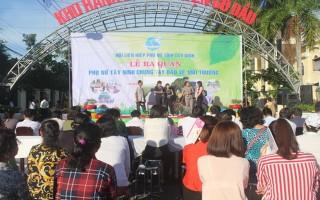 Phụ nữ Tây Ninh chung tay bảo vệ môi trường