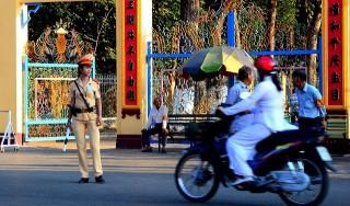 Tăng cường lực lượng, bảo đảm an ninh trật tự trong Đại lễ Hội yến Diêu Trì cung