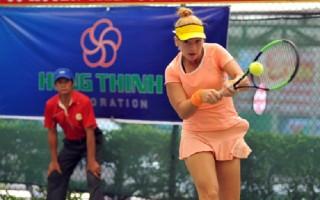 Quần vợt Việt Nam chiêu mộ 'bông hồng lai' với mục tiêu HC vàng SEA Games
