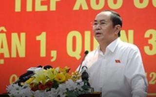 Hai năm hoạt động trên cương vị Chủ tịch nước của ông Trần Đại Quang