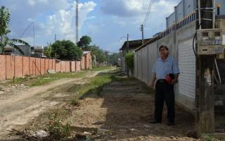 Ninh Thạnh: Người dân hiến đất giá trị hàng tỷ đồng để mở đường