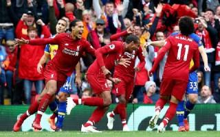 Klopp tự trách bản thân dù Liverpool đại thắng