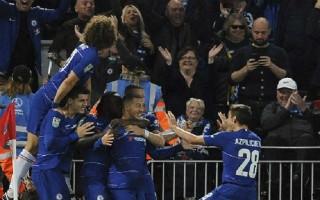 Hazard ghi bàn loại Liverpool khỏi Cup liên đoàn