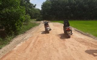 Xã Phước Minh: Nghiệm thu, đưa vào sử dụng tuyến đường giao thông liên ấp Phước Lộc A