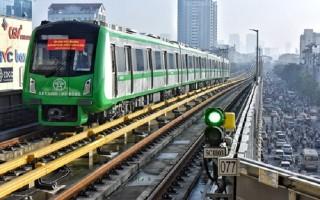Tàu điện Cát Linh - Hà Đông có vé 10.000 đồng cho 5 km