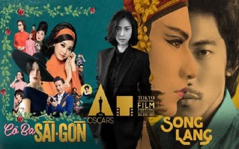 """""""Cô ba Sài Gòn"""" tranh Oscar 2018, """"Song Lang"""" ra biển lớn"""