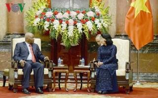 Quyền Chủ tịch nước tiếp nguyên Tổng thống Mozambique