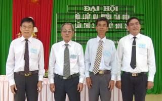 Đại hội đại biểu Hội Luật gia huyện Tân Biên lần thứ II