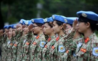 """Những """"chiến binh"""" Việt Nam tham gia gìn giữ hòa bình thế giới"""