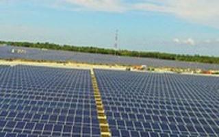 Khánh thành nhà máy điện mặt trời 35MW đầu tiên ở Việt Nam