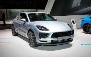 Porsche Macan 2019 ra mắt tại châu Âu