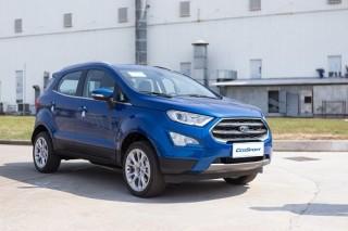 Hyundai Kona và Ford EcoSport ganh đua doanh số tại Việt Nam