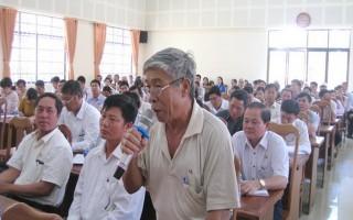 Tân Biên: Đối thoại trực tiếp giữa người đứng đầu cấp ủy, Chính quyền với các tổ chức, cá nhân