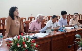 HĐND tỉnh: Giám sát công tác tiếp công dân, giải quyết khiếu nại, tố cáo ở huyện Châu Thành