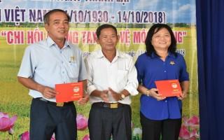 """Huyện Dương Minh Châu: Tổng kết mô hình """"Chi hội chung tay bảo vệ môi trường"""""""