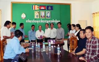 Hỗ trợ kỹ thuật cho ngành Y tế tỉnh Tboung Khmum, Campuchia