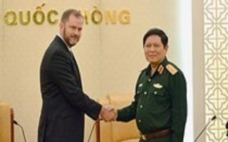 Đối thoại Chính sách quốc phòng Việt Nam - Australia lần thứ 2