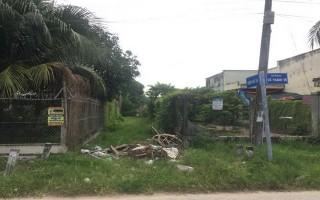 Phường Hiệp Ninh: Hẻm bỏ hoang, không người đi lại
