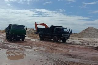 Giá cát tăng không phải do khan hiếm