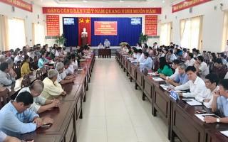 TP.Tây Ninh: Đối thoại giữa người đứng đầu cấp ủy, chính quyền với Mặt trận, tổ chức chính trị - xã hội và nhân dân