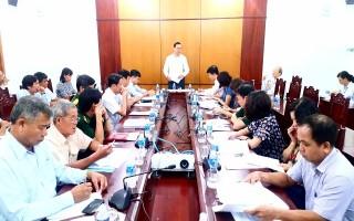Bộ Công thương làm việc tại Tây Ninh