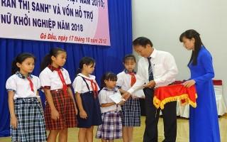 Gò Dầu: Họp mặt kỷ niệm ngày thành lập Hội LHPN Việt Nam