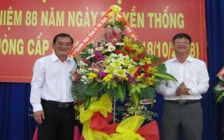 Tây Ninh: Họp mặt kỷ niệm 88 năm Ngày truyền thống Văn phòng Cấp ủy