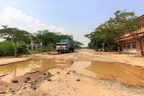 Những hình ảnh không đẹp ở khu vực Cửa khẩu quốc tế Mộc Bài