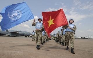 Việt Nam có nhiều đóng góp tích cực cho các hoạt động của LHQ