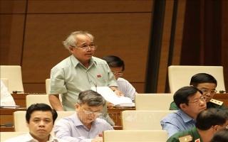 TOÀN CẢNH: Quốc hội thảo luận, các Bộ trưởng phát biểu về KTXH