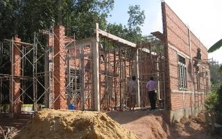 Tân Biên: Giải ngân gần 800 triệu đồng vốn vay chương trình nhà ở xã hội