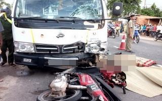 Hai ngày, 2 người thương vong vì tai nạn giao thông