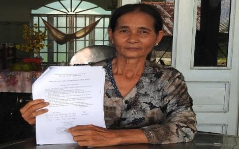 Chờ huỷ giấy xác nhận tình trạng hôn nhân