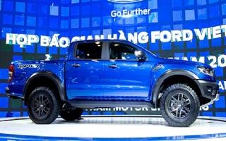 Ford và cuộc chơi toàn xe gầm cao tại Việt Nam