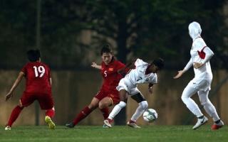 Thắng cả 3 trận vòng loại, U9 nữ Việt Nam giành quyền đi tiếp