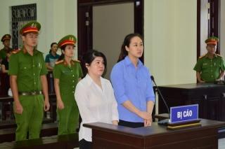 Vận chuyển ma túy thuê, hai cô gái Hải Phòng lãnh án 40 năm tù