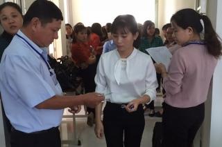Hoà Thành: Khai mạc kỳ sát hạch tuyển dụng viên chức ngành Giáo dục