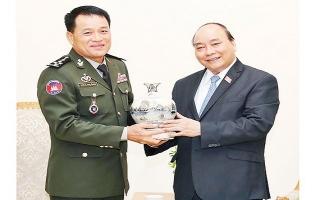 Việt Nam - Campuchia: Xây dựng khu vực biên giới hòa bình và phát triển