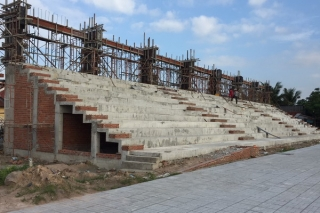 Hoà Thành: Đẩy nhanh tiến độ thi công các công trình xây dựng cơ bản