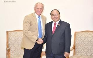 Thủ tướng tiếp Đại sứ du lịch Việt Nam nhiệm kỳ 2018 - 2021