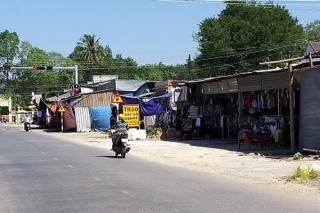 Hoà Thành: Tháo dỡ các công trình lấn chiếm đường