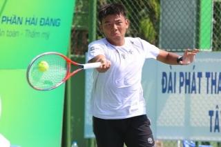 Lý Hoàng Nam gặp lại Roman Safiullin trong trận chung kết đơn nam Men's Futures