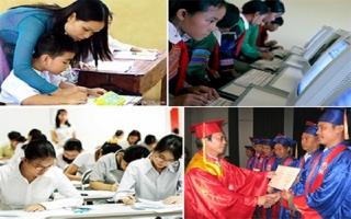 Dự thảo Luật Giáo dục (sửa đổi)