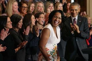Nghị sĩ 29 tuổi và kỳ bầu cử lịch sử của phụ nữ Mỹ